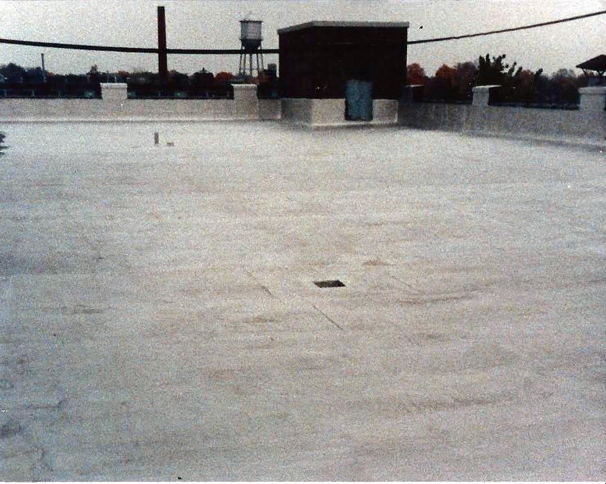 Roof Drain Installation Great Option For Flat Roofs By